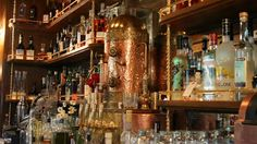 Pour Vous (new bar on Melrose by the guys from La Descarga/Harvard & Stone)