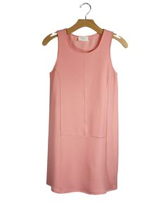Retro Shift Dress   Pink Dress   Valentines Day   Made in USA   Made in America   Ethical Fashion   Ethical Clothing