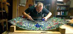 #glassatelier #pracownia #witraże #tiffany #lampa #lamps