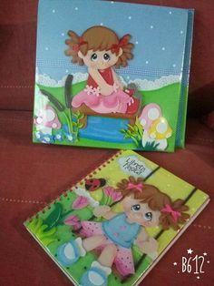 Grammar Notebook, Foam Crafts, Paper Piecing, Plastic Canvas, Scrapbook, School, Kids, Design, Diy And Crafts