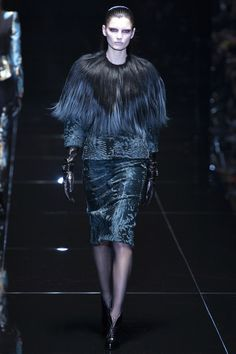 Gucci Fall 2013 RTW - Review - Fashion Week - Runway, Fashion Shows and Collections - Vogue - Vogue