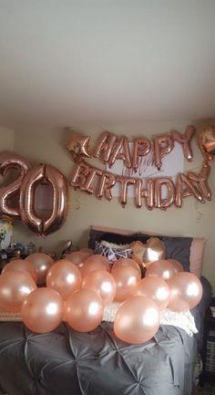 Ideas birthday balloons silver for 2019 Birthday Goals, 22nd Birthday, Birthday Photos, Birthday Celebration, Birthday Wishes, Girl Birthday, Birthday Parties, Birthday Ideas, Birthday Room Surprise