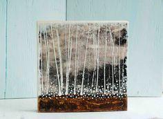 Susan Najarian encaustic painting and mixed media art