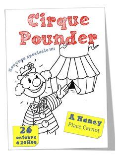 Coloriage Cirque Bout De Gomme.9 Images Populaires De Cirque Preschool Preschool Circus Et