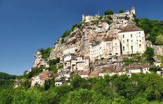 beautiful-european-villages/ Rocamadour, France