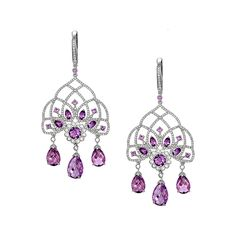 Axenoff Jewellery » Earrings «Princess Sofia»