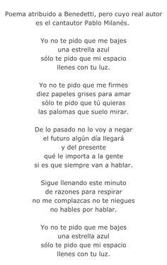 Yo no te pido de Pablo Milanés More Than Words, Cuba, Mario, Love, Quotes, Painting, Truths, Amor, Musica