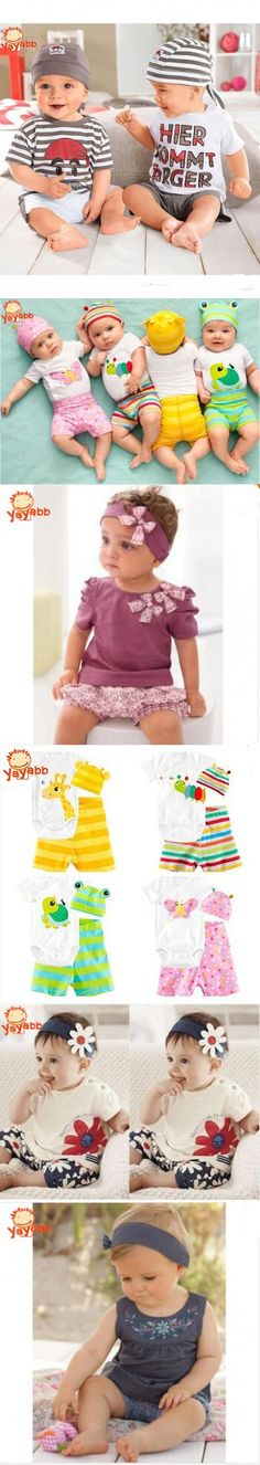 2016 Retail 1 Set Top Quality Baby Clothing Set Casual Boy Hat+Tops+Shorts Kid 3pc Suit in Stock
