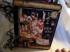 ▶ ABC Primer Envelope Mini Album - YouTube