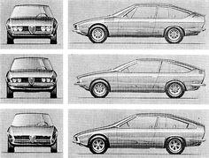 Alfa Romeo GTV Prototipo