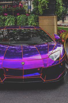 Lamborghini TRON
