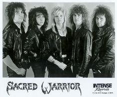 80s Heavy Metal Bands   80s Christian Metal.com   Find Christian (White Metal) Sacred Warrior