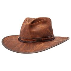 Handcrafted of waxed cotton, the American Outback Trail Dust hat features a wide brim that will protect you from the elements. This hat looks aged before the first wear, distressed to your liking! The Waxed Cotton makes this hats virtual indestructible... Pack it, crush it and stomp on it, this hat just gets better looking. #hats #fedorahats Fedora Hat Women, Outdoor Hats, Red Carpet Event, Cool Hats, Stylish Men, Hats For Men, Trail, How To Look Better, Fashion Accessories