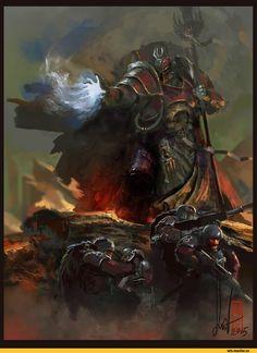 Warhammer 40000,warhammer40000, warhammer40k, warhammer 40k, ваха, сорокотысячник,фэндомы,Pre-heresy,Thousand Sons,Space Marine,Adeptus Astartes,Imperium,Империум
