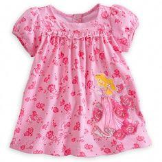 Aurora Dress with Bodysuit for Baby