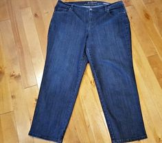 14.01$  Watch now - http://vikez.justgood.pw/vig/item.php?t=dnxg8yq21909 - Women's Gloria Vanderbilt Amanda Stretch Denim Blue Jeans