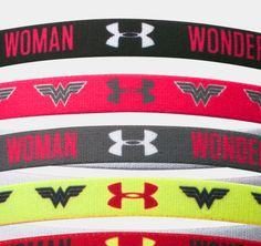 Women's Under Armour® Alter Ego Wonder Woman Mini Headbands