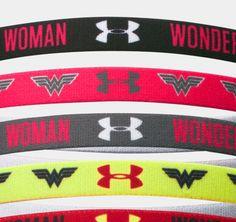 Women's Under Armour® Alter Ego Wonder Woman Mini Headbands