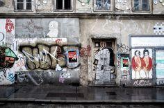 © Florian C.A. Czech      ZUR HEIL. DREYEINIGKEIT... Graffiti, Florian, Painting, Art, Pictures, Art Background, Painting Art, Kunst