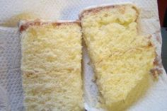 Foto de la receta de bizcocho dukan