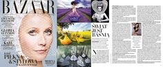 Wonderland interview for Polish Harper's Bazaar ! | Flickr - Photo Sharing!