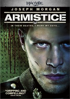 New Poster for Armistice (Formerly Warhouse) Starring Joseph Morgan