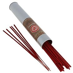 Indian Ayurveda Muladhara Incense Sticks - Tin Tube with 30 Sticks in All - Great Gift for All Occasions ShalinIndia http://www.amazon.com/dp/B00MIJNNN2/ref=cm_sw_r_pi_dp_yUKJvb17P5ZFP