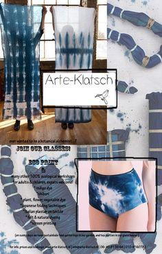 Arte-Klatsch creative workshops