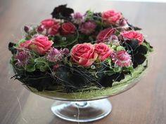 Flower wreath | all manner of flowers | plant | living | Olten