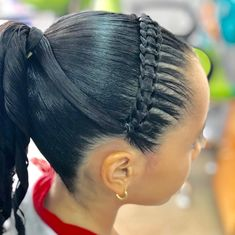 Braids, Hairstyle, Girls, Color, Instagram, Fashion, Vestidos, Plaits Hairstyles, Protective Styles