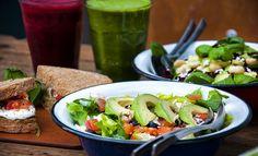 Juice & Salad : Miam