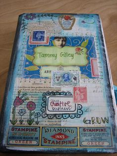 Tammy Gilley's Art Journal