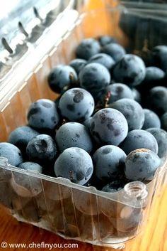 Concord Grape Jam Recipe   Homemade Grapes Jam
