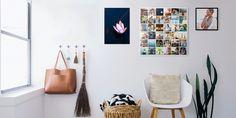 mosaikkveggkunst-sideoppsett Stove, Gallery Wall, Frame, Blog, Home Decor, Pictures, Creative, Picture Frame, Decoration Home