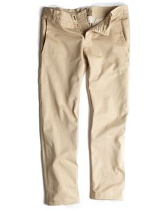 band of outsiders classic chino