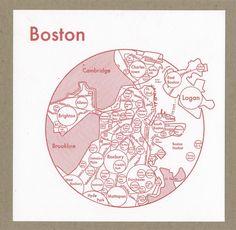 City Maps - Archie's Press