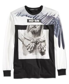 Hudson NYC Winged T-Shirt - that should be mine!