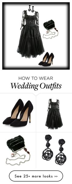 """Guest to my friend's wedding"" by iamagypsy on Polyvore"