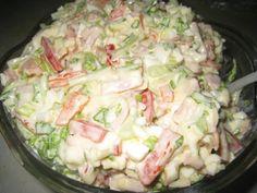 Очень вкусный - салатик Берлинский   Кулинарные Рецепты