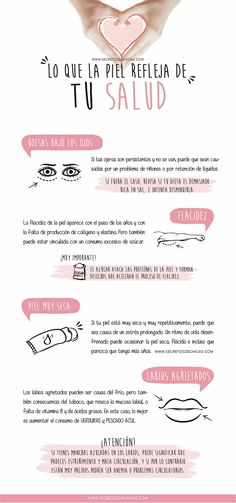 Esto dice tu piel de tu salud - You are in the right place about diy face mask sewing pattern with filter Here we offer you the mo - Beauty Care, Beauty Skin, Beauty Secrets, Beauty Hacks, Health And Wellness, Health And Beauty, Body Hacks, Tips Belleza, Healthy Tips