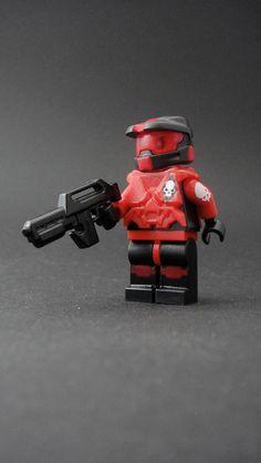 Halo - LEGO minifigure