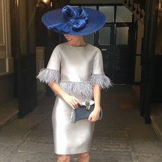 No tengo palabras impresionante #invitadaboda #invitadaperfecta #boda #madrina #hermananovia #tocados #tocadosalquileryventa #metraesdecabeza #bygitano #conchitasaiz