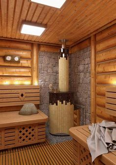 On the off chance that you need the wellbeing and health advantages of steam without heading off to the spa, at that point you can either purchase a home unit pre manufactured or make your own sauna design.