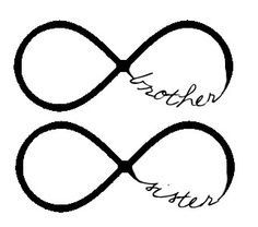 must do Family Tattoos, Sibling Tattoos, Sister Symbol Tattoos, Tattoos For Brothers, Brother Sister Tattoos, Bestie Tattoo, Daughter Tattoos, Sister Sister, Lil Sis