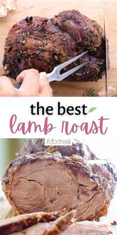 Boneless Lamb Leg Recipe, Lamb Leg Steak Recipe, Boneless Lamb Roast, Lamb Roast Recipe, Easy Lamb Shank Recipe, Leg Of Lamb Marinade, Best Roast Lamb, Roast Lamb Leg, Roast Lamb Dinner