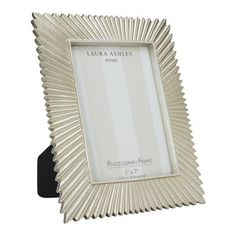 Gold Starburst Rectangular Photo Frame