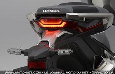 Honda X-Adv 2017 : premières informations