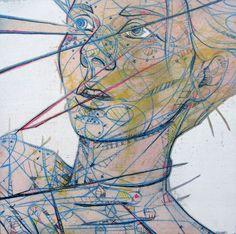 Le travail de Jason Thielke démontre les éléments esthétiques qui englobent tant les techniques contemporaines que traditionnelles, un peu comme l'architecture moderne. Ce style apparaît dans des œuvres profondément personnelles, figuratives, par des lignes dures couplant des caractéristiques douces et des émotions mélangées.