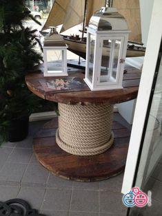 Viete ako využiť drevené bubny od káblov? 90 šikovných riešení pre vašu domácnosť - sikovnik.sk