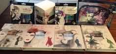 E.L.F Disney Villains Makeup Sets at Walgreens!! If have fun with any of them!